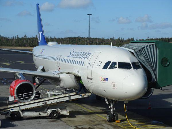 cancelled flights SAS
