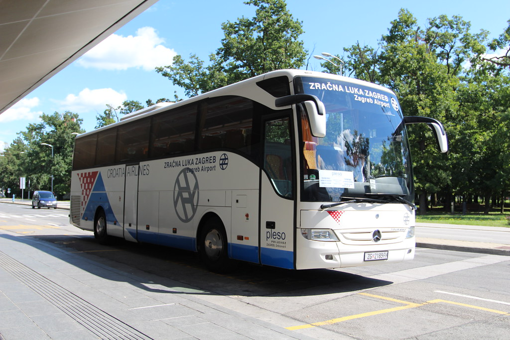Split aerodrom bus
