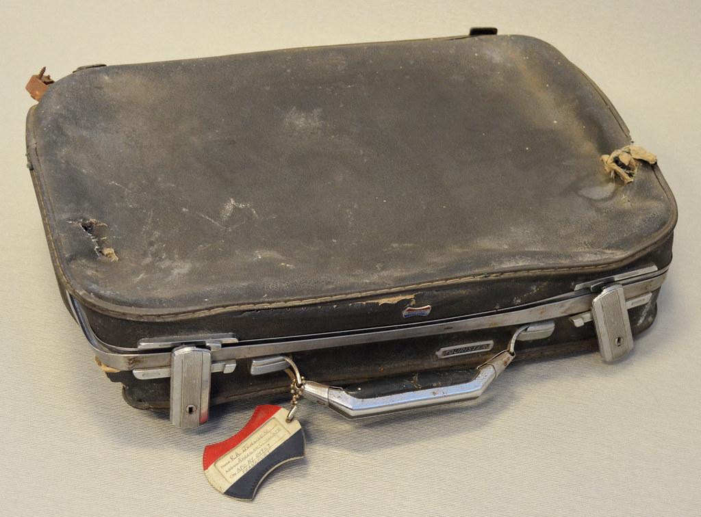 Oštećena prtljaga za u avion