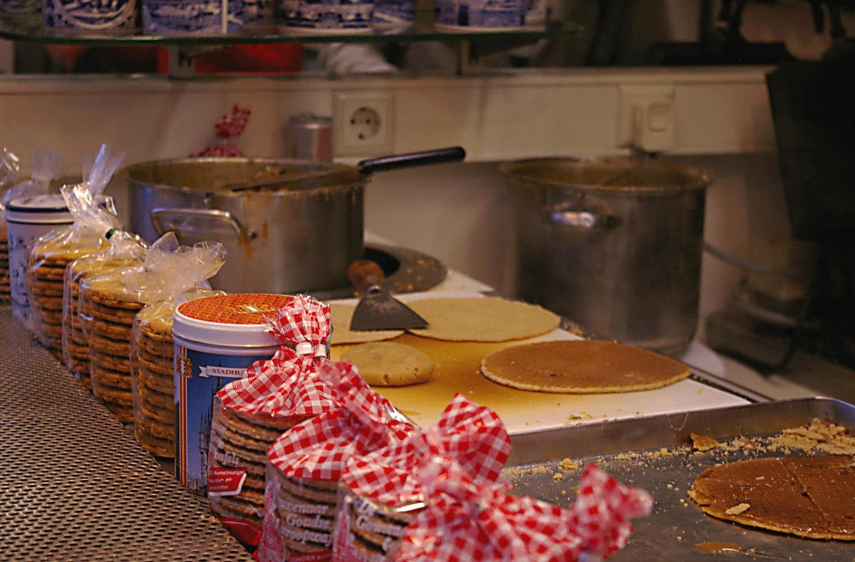 Amsterdam Gdje Jesti: Hrana u Amsterdamu