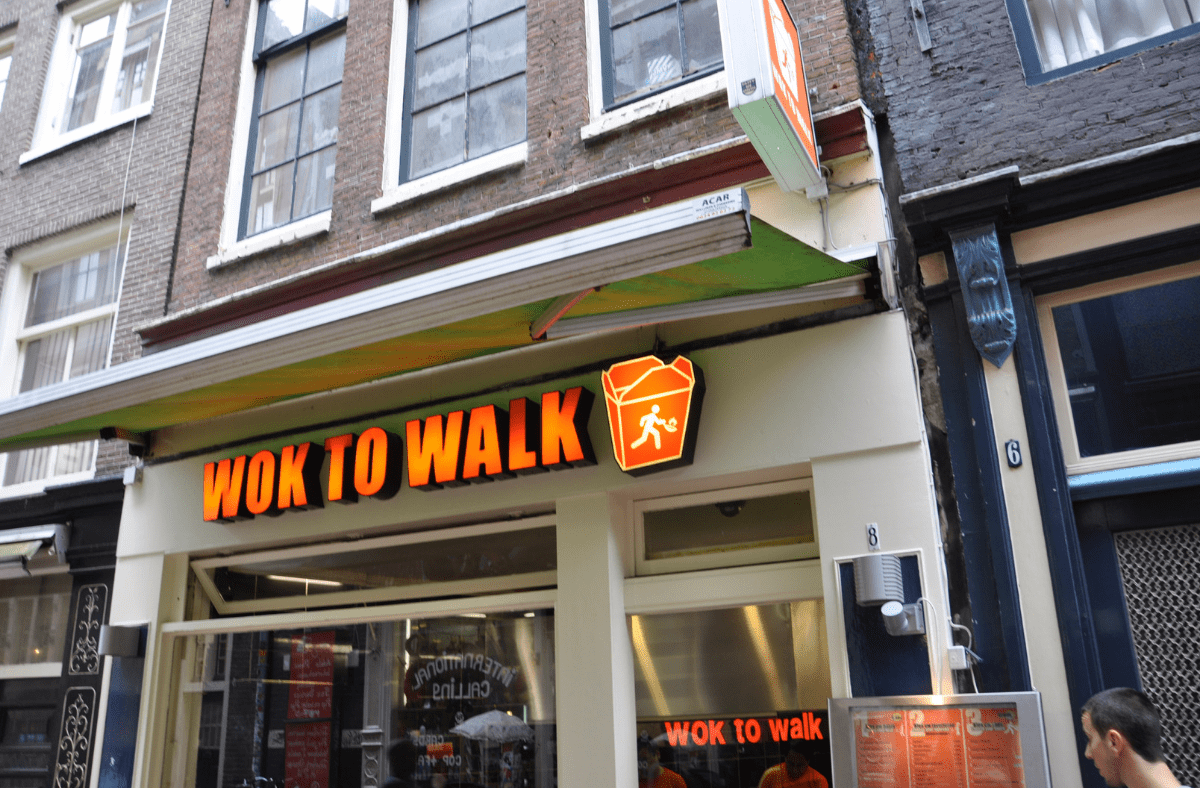Hrana u Amsterdam