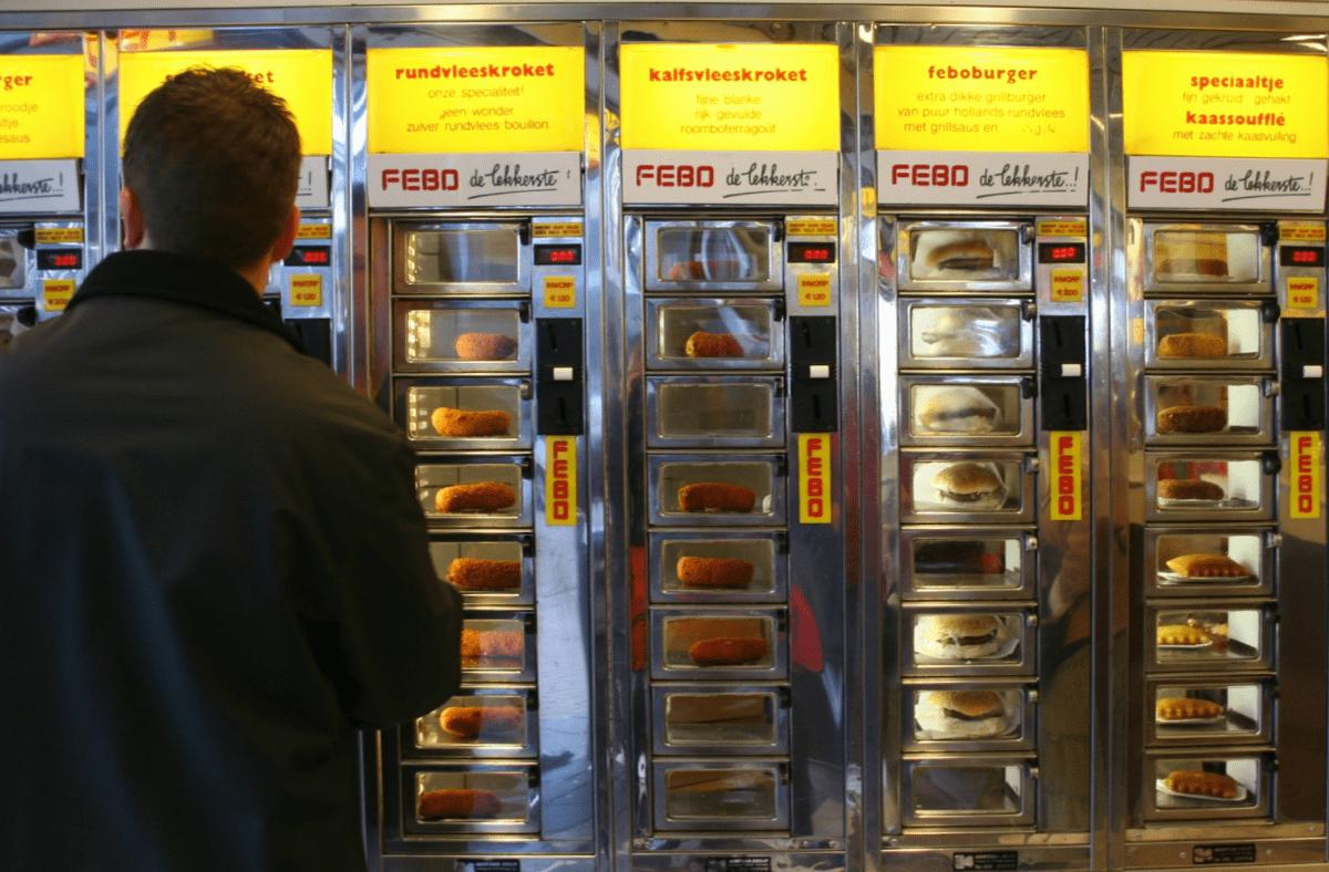 Hrana u amsterdamu